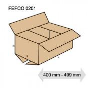 Faltkarton FEFCO 0201