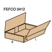 Faltkarton FEFCO 0412